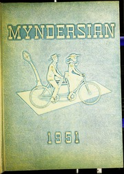 1951 Edition, Mynderse Academy - Myndersian Yearbook (Seneca Falls, NY)