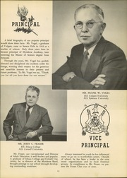 Page 15, 1953 Edition, Mynderse Academy - Myndersian Yearbook (Seneca Falls, NY) online yearbook collection