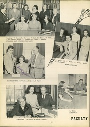 Page 16, 1953 Edition, Mynderse Academy - Myndersian Yearbook (Seneca Falls, NY) online yearbook collection