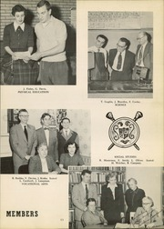 Page 17, 1953 Edition, Mynderse Academy - Myndersian Yearbook (Seneca Falls, NY) online yearbook collection