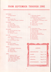 Page 12, 1954 Edition, Mynderse Academy - Myndersian Yearbook (Seneca Falls, NY) online yearbook collection