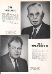 Page 17, 1954 Edition, Mynderse Academy - Myndersian Yearbook (Seneca Falls, NY) online yearbook collection