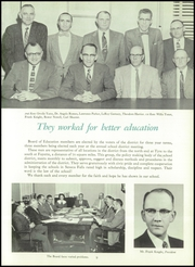 Page 15, 1957 Edition, Mynderse Academy - Myndersian Yearbook (Seneca Falls, NY) online yearbook collection