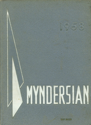 1958 Edition, Mynderse Academy - Myndersian Yearbook (Seneca Falls, NY)