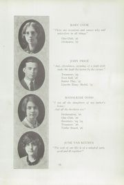 Page 21, 1927 Edition, Waterloo Central High School - Skoi Yase Yearbook (Waterloo, NY) online yearbook collection