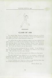 Page 31, 1927 Edition, Waterloo Central High School - Skoi Yase Yearbook (Waterloo, NY) online yearbook collection