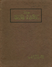 Waterloo Central High School - Skoi Yase Yearbook (Waterloo, NY) online yearbook collection, 1928 Edition, Page 1