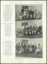 Page 11, 1946 Edition, Waterloo Central High School - Skoi Yase Yearbook (Waterloo, NY) online yearbook collection