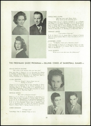 Page 14, 1946 Edition, Waterloo Central High School - Skoi Yase Yearbook (Waterloo, NY) online yearbook collection