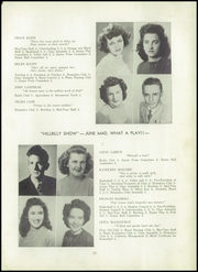 Page 17, 1946 Edition, Waterloo Central High School - Skoi Yase Yearbook (Waterloo, NY) online yearbook collection