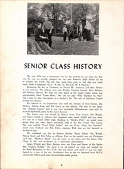 Page 12, 1958 Edition, Waterloo Central High School - Skoi Yase Yearbook (Waterloo, NY) online yearbook collection