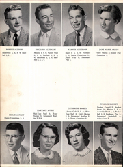 Page 14, 1958 Edition, Waterloo Central High School - Skoi Yase Yearbook (Waterloo, NY) online yearbook collection