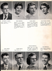 Page 15, 1958 Edition, Waterloo Central High School - Skoi Yase Yearbook (Waterloo, NY) online yearbook collection