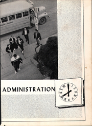 Page 7, 1958 Edition, Waterloo Central High School - Skoi Yase Yearbook (Waterloo, NY) online yearbook collection