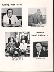 Page 11, 1971 Edition, Waterloo Central High School - Skoi Yase Yearbook (Waterloo, NY) online yearbook collection