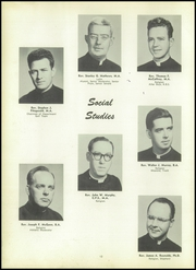 Page 16, 1955 Edition, Archbishop Stepinac High School - Shepherd Yearbook (White Plains, NY) online yearbook collection