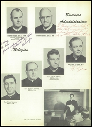 Page 17, 1955 Edition, Archbishop Stepinac High School - Shepherd Yearbook (White Plains, NY) online yearbook collection