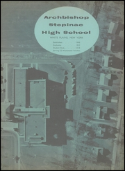 Page 3, 1955 Edition, Archbishop Stepinac High School - Shepherd Yearbook (White Plains, NY) online yearbook collection