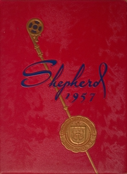 Archbishop Stepinac High School - Shepherd Yearbook (White Plains, NY) online yearbook collection, 1957 Edition, Page 1