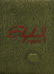 Archbishop Stepinac High School - Shepherd Yearbook (White Plains, NY) online yearbook collection, 1958 Edition, Page 1