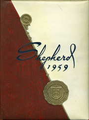Archbishop Stepinac High School - Shepherd Yearbook (White Plains, NY) online yearbook collection, 1959 Edition, Page 1