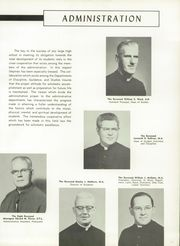 Page 15, 1960 Edition, Archbishop Stepinac High School - Shepherd Yearbook (White Plains, NY) online yearbook collection