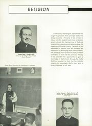 Page 16, 1960 Edition, Archbishop Stepinac High School - Shepherd Yearbook (White Plains, NY) online yearbook collection