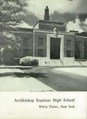 Page 6, 1960 Edition, Archbishop Stepinac High School - Shepherd Yearbook (White Plains, NY) online yearbook collection