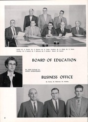 Page 10, 1961 Edition, Niagara Wheatfield High School - Nucleon Yearbook (Sanborn, NY) online yearbook collection