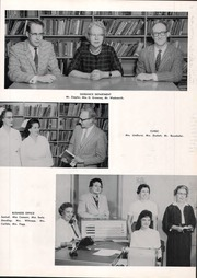 Page 13, 1961 Edition, Niagara Wheatfield High School - Nucleon Yearbook (Sanborn, NY) online yearbook collection