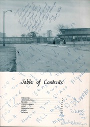 Page 7, 1961 Edition, Niagara Wheatfield High School - Nucleon Yearbook (Sanborn, NY) online yearbook collection