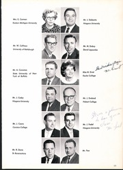 Page 17, 1963 Edition, Niagara Wheatfield High School - Nucleon Yearbook (Sanborn, NY) online yearbook collection
