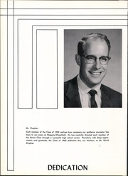 Page 8, 1963 Edition, Niagara Wheatfield High School - Nucleon Yearbook (Sanborn, NY) online yearbook collection