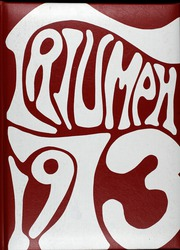 1973 Edition, Tamarac High School - Triumph Yearbook (Troy, NY)