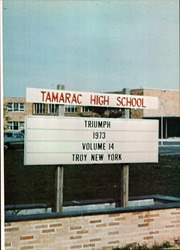 Page 5, 1973 Edition, Tamarac High School - Triumph Yearbook (Troy, NY) online yearbook collection