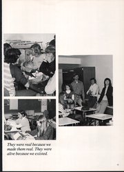 Page 15, 1974 Edition, Tamarac High School - Triumph Yearbook (Troy, NY) online yearbook collection