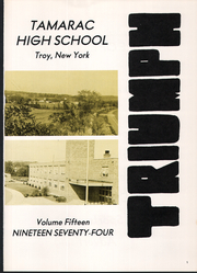 Page 5, 1974 Edition, Tamarac High School - Triumph Yearbook (Troy, NY) online yearbook collection