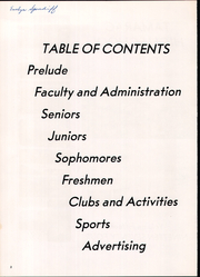 Page 6, 1974 Edition, Tamarac High School - Triumph Yearbook (Troy, NY) online yearbook collection