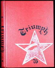 1976 Edition, Tamarac High School - Triumph Yearbook (Troy, NY)