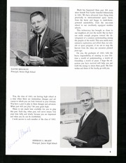 Page 9, 1962 Edition, Mohonasen High School - Totem Yearbook (Schenectady, NY) online yearbook collection