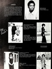 Page 12, 1973 Edition, University of Maryland Eastern Shore Campus - Hawk Yearbook (Princess Anne, MD) online yearbook collection