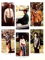 Page 16, 1977 Edition, University of Maryland Eastern Shore Campus - Hawk Yearbook (Princess Anne, MD) online yearbook collection