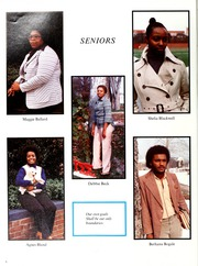 Page 10, 1978 Edition, University of Maryland Eastern Shore Campus - Hawk Yearbook (Princess Anne, MD) online yearbook collection