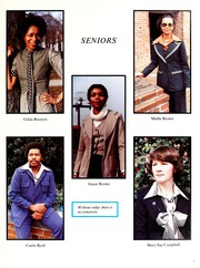 Page 11, 1978 Edition, University of Maryland Eastern Shore Campus - Hawk Yearbook (Princess Anne, MD) online yearbook collection