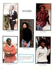Page 14, 1978 Edition, University of Maryland Eastern Shore Campus - Hawk Yearbook (Princess Anne, MD) online yearbook collection