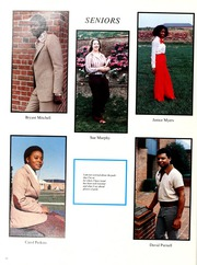 Page 16, 1978 Edition, University of Maryland Eastern Shore Campus - Hawk Yearbook (Princess Anne, MD) online yearbook collection