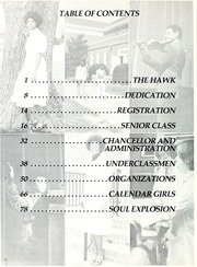 Page 10, 1979 Edition, University of Maryland Eastern Shore Campus - Hawk Yearbook (Princess Anne, MD) online yearbook collection