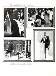 Page 8, 1979 Edition, University of Maryland Eastern Shore Campus - Hawk Yearbook (Princess Anne, MD) online yearbook collection