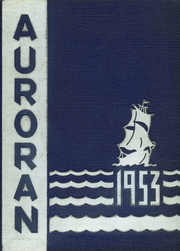 Page 1, 1953 Edition, East Aurora High School - Auroran Yearbook (East Aurora, NY) online yearbook collection