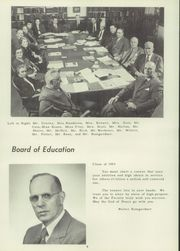 Page 10, 1953 Edition, East Aurora High School - Auroran Yearbook (East Aurora, NY) online yearbook collection